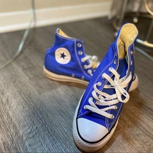 All Star Shoes (Royal Blue)